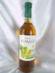 メルシャンワインミラージュ年代物14%やや甘口白