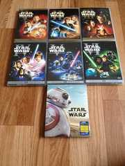 スター・ウォーズ 1-6 + フォースの覚醒 DVD スターウォーズ