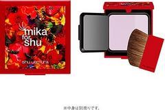 シュウ ウエムラ☆mika for shu☆コンパクトケース