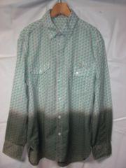 ガリアーノ メンズ・長袖シャツ ・サイズ44 ・USED本物です