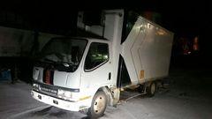 2tトラック 冷蔵冷凍車