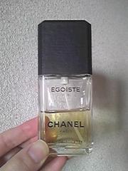 シャネル/エゴイスト/オーデトワレ/50ml/香水/残約5割