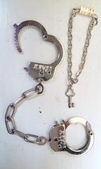 【幼SD〜】手錠と鍵セット