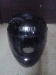 SHOEIフルフェイスヘルメットZー5ブラック美品
