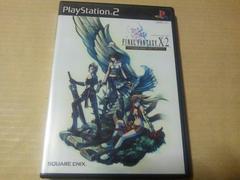 PS2☆ファイナルファンタジーX-2インターナショナル+ラストミッション☆状態良い♪