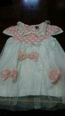 ベビー服♪ドレス♪80