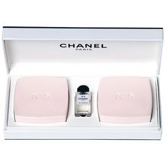 正規品CHANELシャネル NO5 サヴォン石鹸2個 オー プルミエールセット