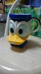 可愛い!!ドナルド マグカップ