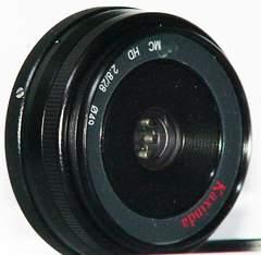 ソニー APS−C専用28mmf2.8ワイド