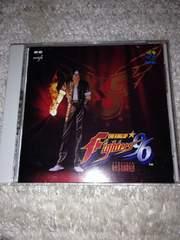 ザキングオブファイターズ96SNK新世界楽曲雑技団 廃盤CD