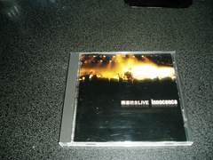 CD「横道坊主/LIVE~Innocence」ライヴ イノセンス 98年盤 即決