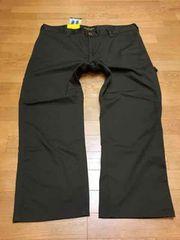 LA Mart   EDWIN   ペインターパンツ   オリーブ深緑  sizW46   120cm