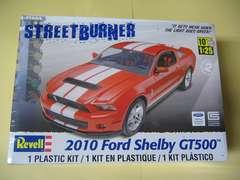 アメリカレベル 1/25 2010 フォード シェルビー GT500 新品