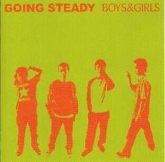 �s����ՁtGOING STEADY BOY&GIRLS �S�C�X�e ���BOYZ ROCK