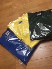 PROCLUB無地Tシャツ3枚セット サイズ3XL 青黄色緑  �A新品