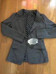 新品☆タグ付き☆ジャケット☆S