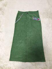 チャイハネ 花柄ロングスカート