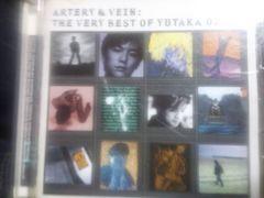 尾崎豊2枚組CD「ARTERY&VEIN」