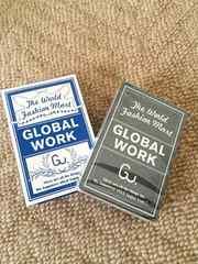 グローバルワーク/GLOBAL WORK ノベルティ 非売品 トランプ