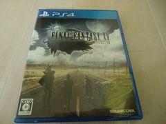 PS4 ファイナルファンタジー15 FF15 中古