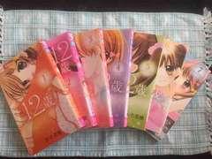 ちゃおコミックス 【12歳。】/まいた菜穂 1〜7巻セットにして