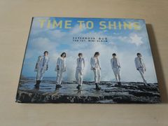 CD「Time To Shine : 超新星 1st Mini Album」韓国K-POP●