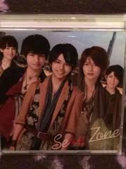 激安!超レア☆SexyZone/バイバイDuバイ☆初回盤F/CD+DVD☆超美品