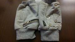 BEAMSビームス/スウェットグローブ/手袋