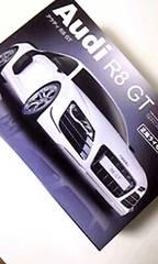 最終出品○アウディ R8 GT フルファンクション ラジコン