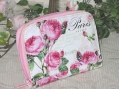 薔薇・ローズのかわいいウォレット・財布