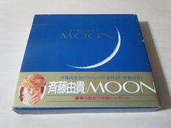 斉藤由貴CD「ムーンMOON」初回盤●
