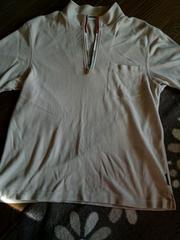 レノマのポロシャツ ベージュ