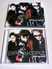 ������������CD+DVD�uBIGBANG!/BREAKERZ�v��ڲ�����ޯ�����DAIGO