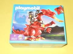 playmobil★3327 レッドドラゴン プレイモービル