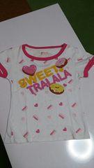 美品:TRALALA半袖Tシャツ・Mサイズ
