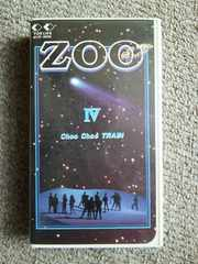 ZOO 4 [VHS]  / ZOO�i�Y�[�j