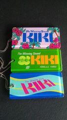 ☆当時物キーホルダーセット�A【The Winnding Sound 83am KIKI×3個】☆