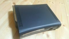 X BOX 360 CONSOLE120GB HDD ジャンク 本体のみ マイクロソフト