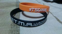T.M.Revolution@ライブ&イベント限定販売シリコンブレスレット2本セット�B