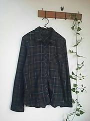 〇JEANASIS〇シルバー糸がきれいな定番のシャツ*・゜