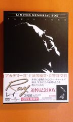 Ray【レイ・チャールズ初回生産限定DVD3枚組/追悼記念BOX