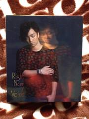 �O�Y��a Right Now Voice FC���� 2CD�{1DVD