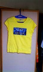Tシャツ 黄色☆