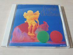 CD「クリスタル・クリスマスCRYSTAL CHRISTMAS」ガラス●