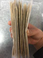 4437十銭紙幣 まとめて ピン札50古69枚