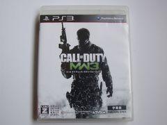 PS3 ソフト コールオブデューティ モダンウォーフェア3 Used