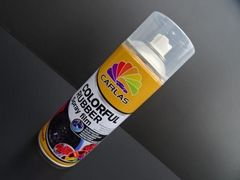 簡単塗装♪ラッピングゴムカラースプレー♪シルバー