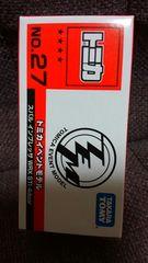 トミカ イベントモデル スバルインブレッサWRX STI 4door 未使用新品ブラック