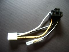 (16)GT380GSX400EGS400RG250シビエH4ハーネス