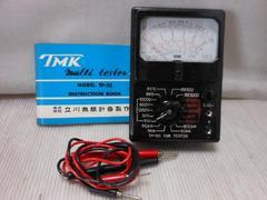5113☆1スタ☆ジャンク品 立川無線計器 TMK TP-55